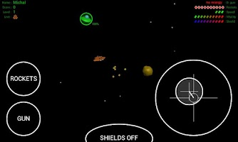 Screenshot of Destroy Aliens