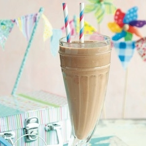 Chocolate Peanut Butter Milkshake