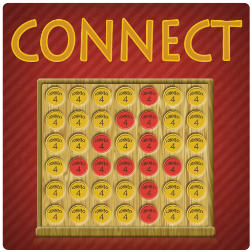 Connect Four Multiplayer LOGO-APP點子