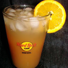 Orange Brandy Cooler