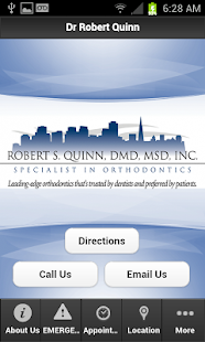 Dr Robert Quinn - screenshot