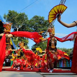 Gemulai Gandrung Banyuwangi  by Agoes Santoso - News & Events Entertainment