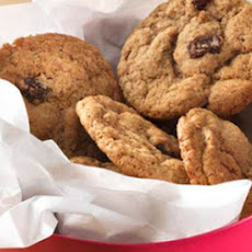 Cinnamon And Raisin Cookies