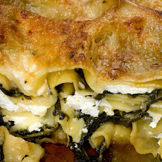 Winter Greens Lasagna Recipe
