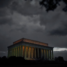 Lincoln Memorial by Brant Stevenson - Buildings & Architecture Statues & Monuments