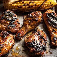 Maple-Mustard BBQ Chicken