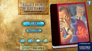 Screenshot of Hidden Object FREE: Sherlock