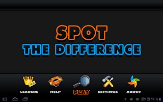 Screenshot of Spot The Difference HD - Free