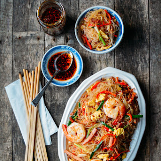 Ham Rice Noodles Recipes