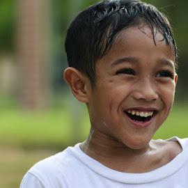 Smile  by Mohd Ibrahim - Babies & Children Child Portraits