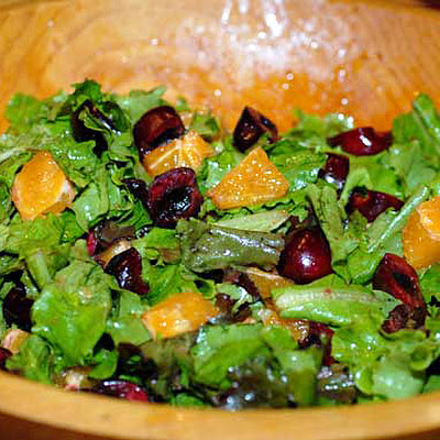 Cherry Orange Salad