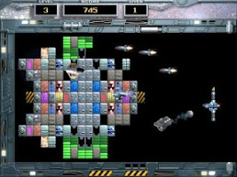 Screenshot of Arkanoid  info. (Tablet)