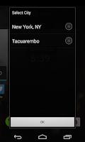 Screenshot of Time Zone Converter