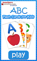 Screenshot of ABC Flash Cards for Kids