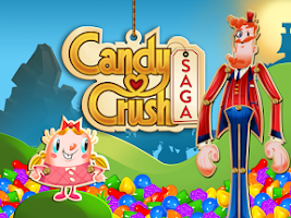 Screenshot of Candy Crush Kakao