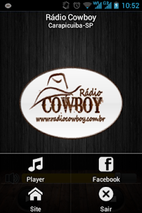 Cowboy Radio - screenshot