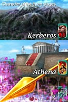 Screenshot of SUPER 25LINES GREEK MYTHOLOGY