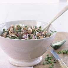 Black-Eyed Pea and Jalapeno Salad
