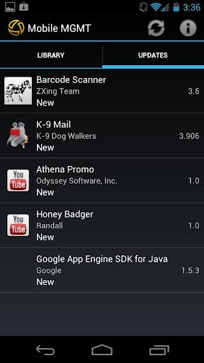 Symantec Mobile Management