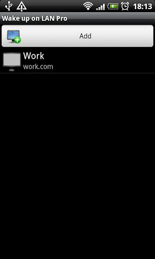 Wakeup on LAN Pro