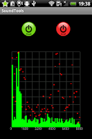 Screenshot of SoundTools