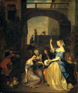 RIJKS: Barend Graat: painting 1661