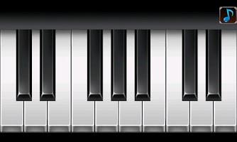 Screenshot of Cool Piano