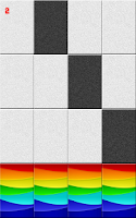 Screenshot of Don't Step on White Tile - EN