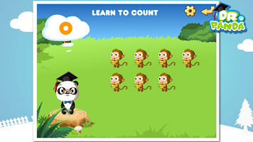 Screenshot of Dr. Panda, Teach Me!