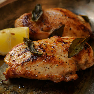Lemon Sage Chicken Breasts Recipes