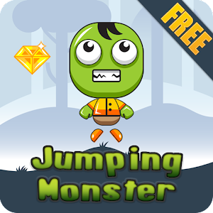 Jumping Monster For PC (Windows & MAC)
