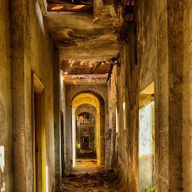Doftana by Macinca Adrian - Buildings & Architecture Decaying & Abandoned
