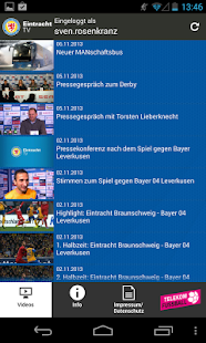 app eintracht tv apk for windows phone android games and apps. Black Bedroom Furniture Sets. Home Design Ideas