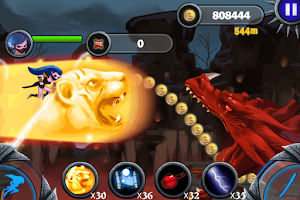 Screenshot of Devil Assassin: Evil Ninja