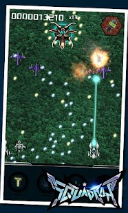 Game Squadron - Bullet Hell Shooter APK for Kindle