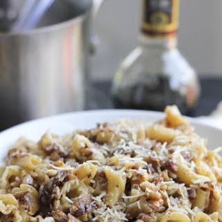 Toasted Nuts Pasta Recipes