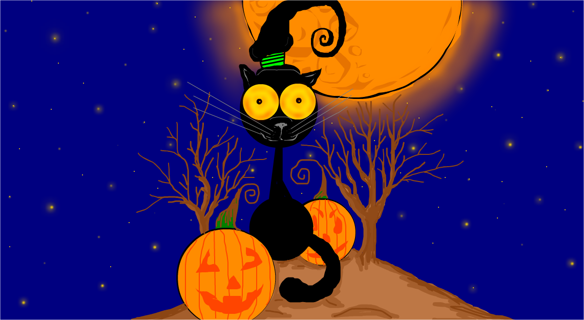 Halloween Names for Cats are the Best | I Love Cat Socks Blog