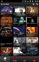Screenshot of Metal Database