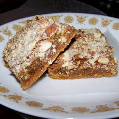 Pecan Pie Bars II