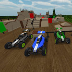 skatepark rc racing cars 3D 1.1 Apk