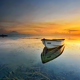 All my journey so far by Hendri Suhandi - Landscapes Sunsets & Sunrises ( shore, clouds, bali, karangbeach, indonesia, sanur, seaweed, travel, beach )