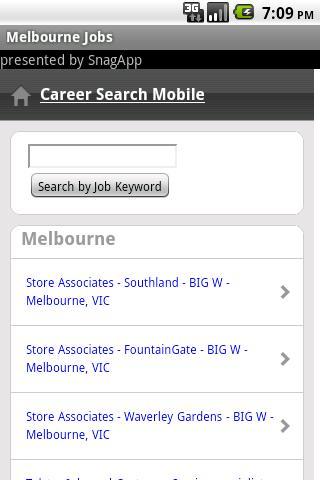 Melbourne Australia Jobs