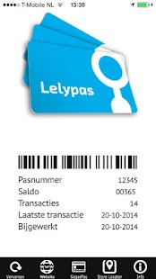 Lelypas - screenshot