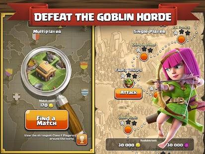 APK Game Clash of Clans for iOS