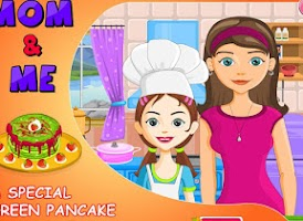 Screenshot of Making Pancakes - Pancake game