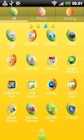 Screenshot of Easter GO Launcher EX Theme