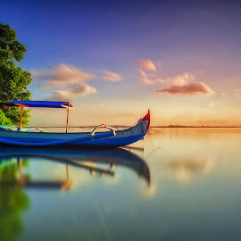 Like n Mirror by Bayu Adnyana - Landscapes Waterscapes ( bali, tuban, waterscape, sunrise, morning, landscapes )