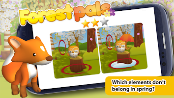 Screenshot of Forestpals Spring