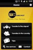 Screenshot of Taxi Bucharest