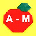 ABC Origami I (ABCDEFGHIJKLM)